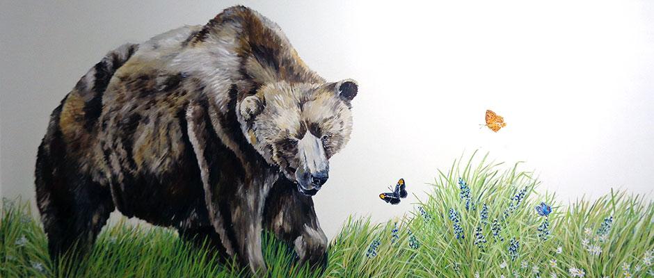 Leonora Service - bear