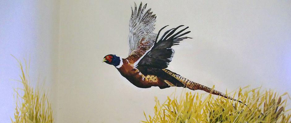 Leonora Service - bird 1