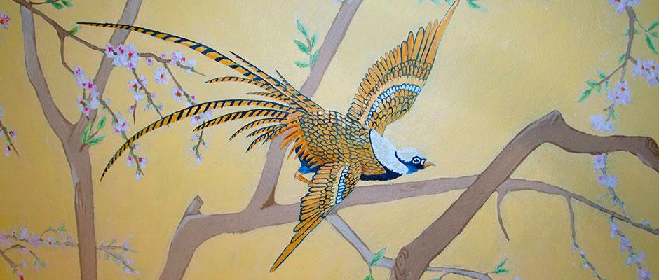 Leonora Service - bird 3